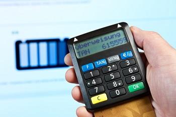 Consorsbank Onlinebanking, Online-Banking mit TAN-Generator