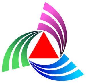 magische Dreieck Finanzprodukte Dreieck mit Kurven