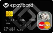 epay Kreditkarte ohne Schufa