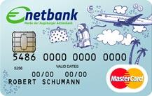 Netbank Kreditkarte Prepaid im Vergleich