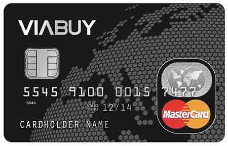Viabuy Kreditkarten im großen Vergleich