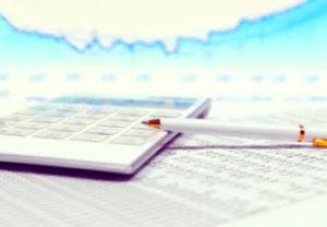 Index Analyse von Aktienmarktkurven und -diagrammen